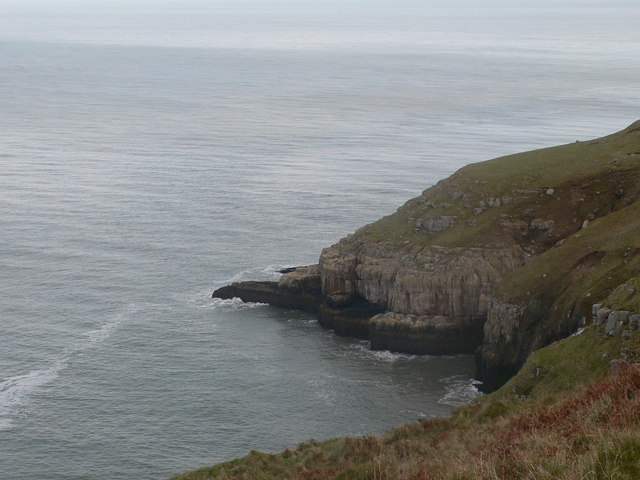 Cliffs on the Great Orme