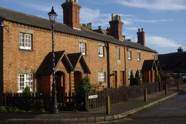 Almshouses at Dunchurch