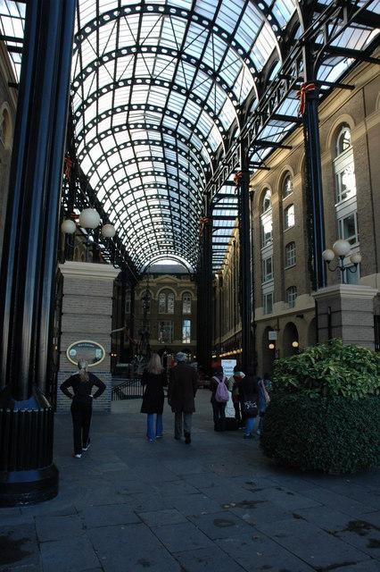 Hay's Galleria