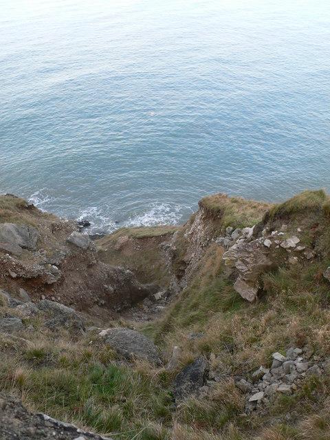 Landslide, Great Orme