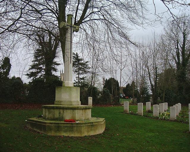 Andover - War Memorial