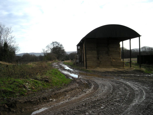 Barn at 'The Vinnals'.