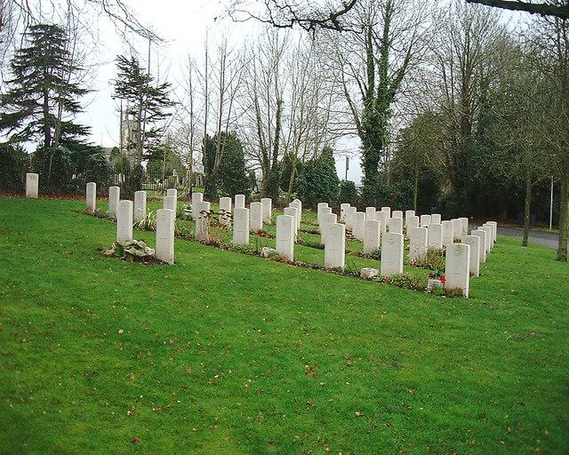 Andover - War Graves