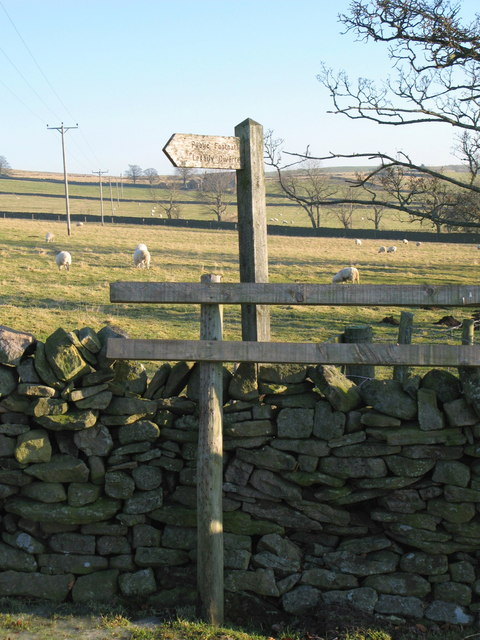 Public Footpath Legally Diverted