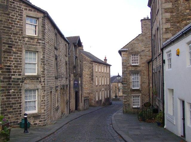 Castle Hill,Lancaster