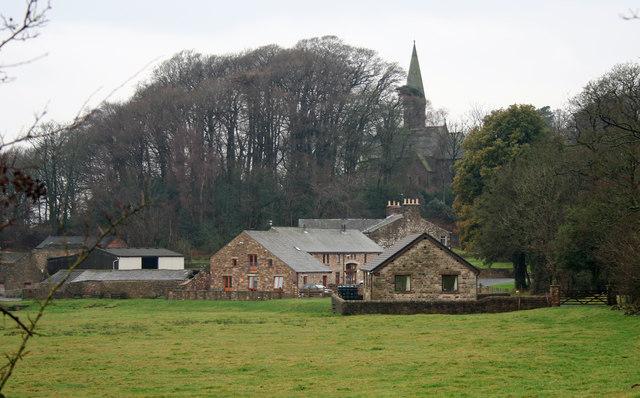 Cragg Hall Farm