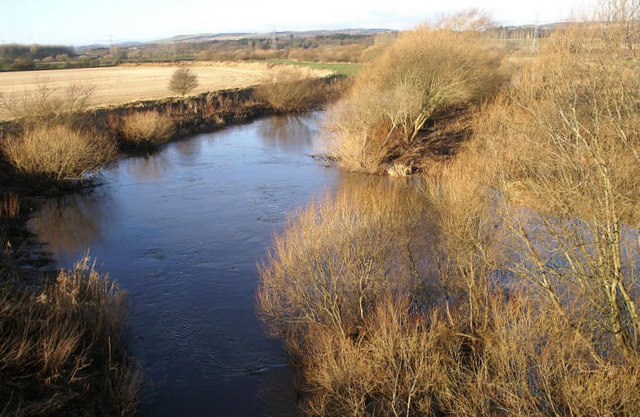 River Isla at Crathies