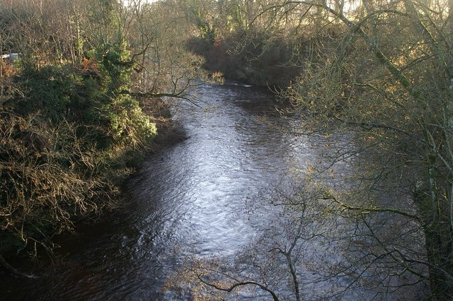 River Isla at Ruthven