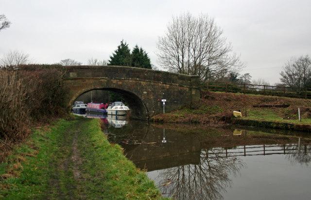 Potters Brook Canal Bridge