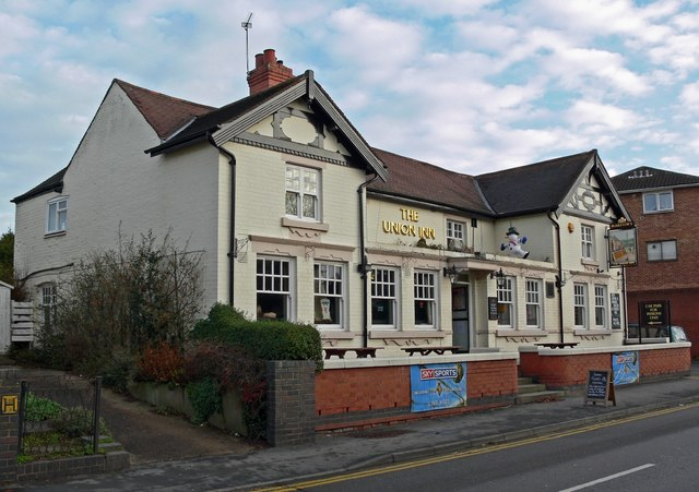 The Union Inn, Aylestone
