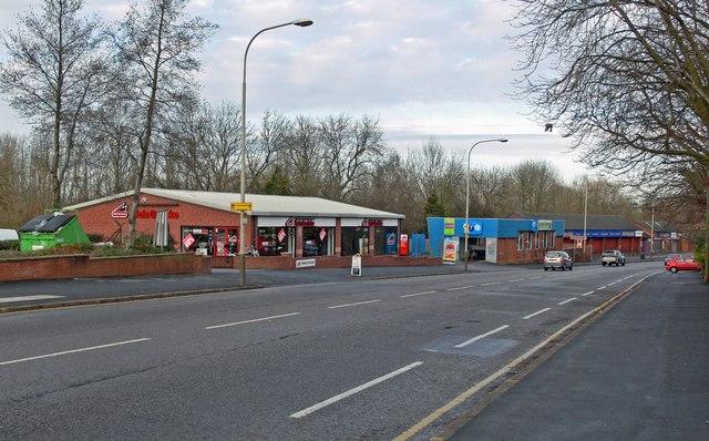 Aylestone Road, Leicester