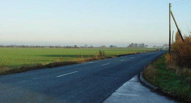 The Road to Newton Garth