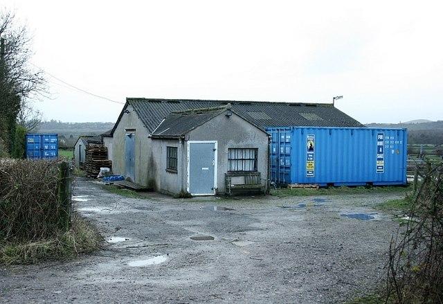 2008 : Leigh Farm, Standerwick