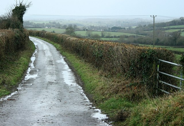 2008 : Limerick Lane near Beckington