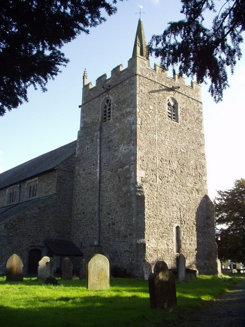 Guilsfield Church