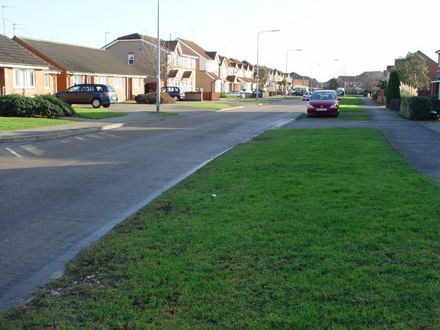 Kestrel Avenue, Sutton on Hull