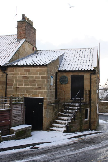 Rear View of  The Schoolroom Museum