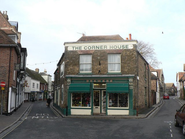 Sandwich: The Corner House
