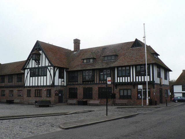 Sandwich: the Guildhall