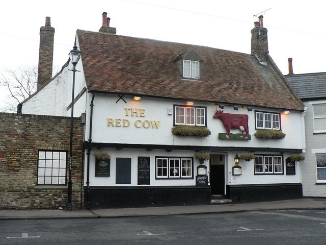 Sandwich: the Red Cow