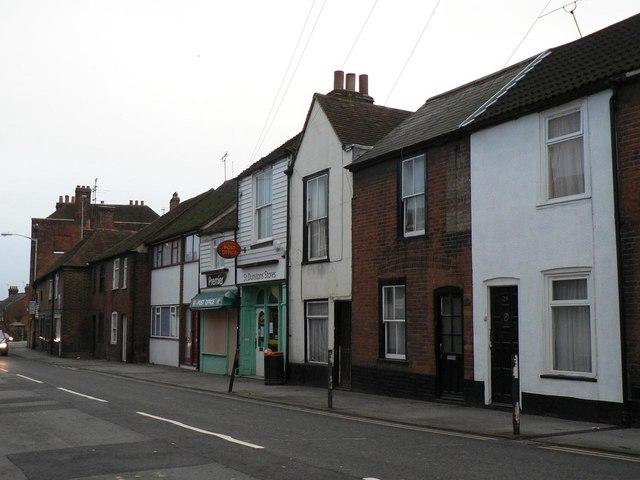 Canterbury: St. Dunstan's Post Office