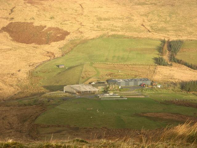 Glanhirin Farm