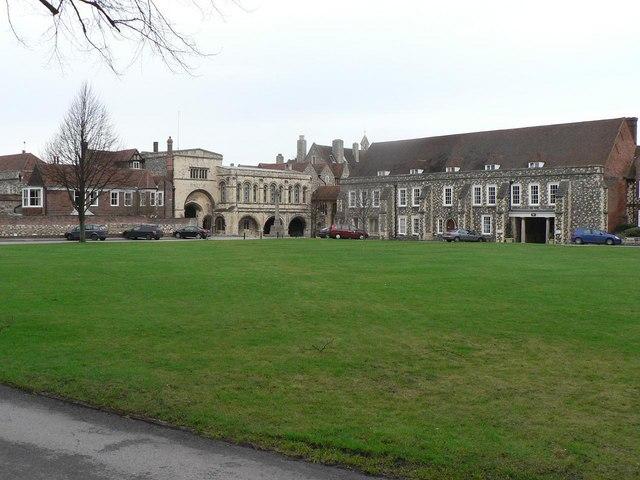 Canterbury: King's School