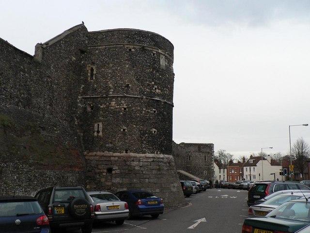 Canterbury: Queningate