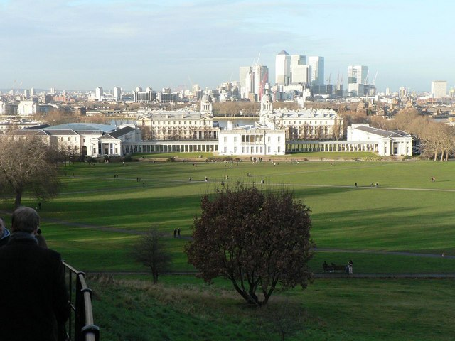 Greenwich: across the park and beyond