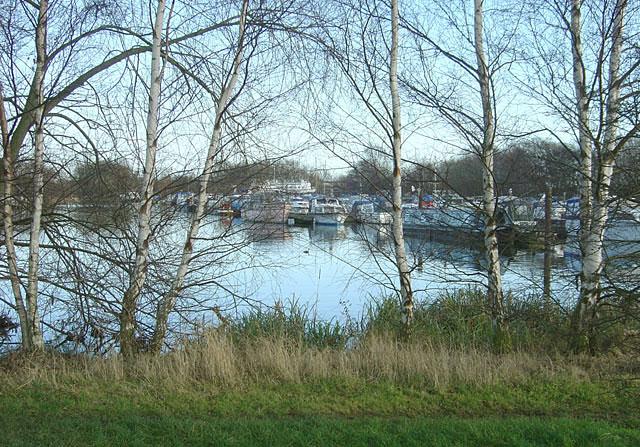 Colwick Marina
