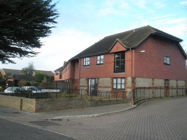 New housing at Bosham