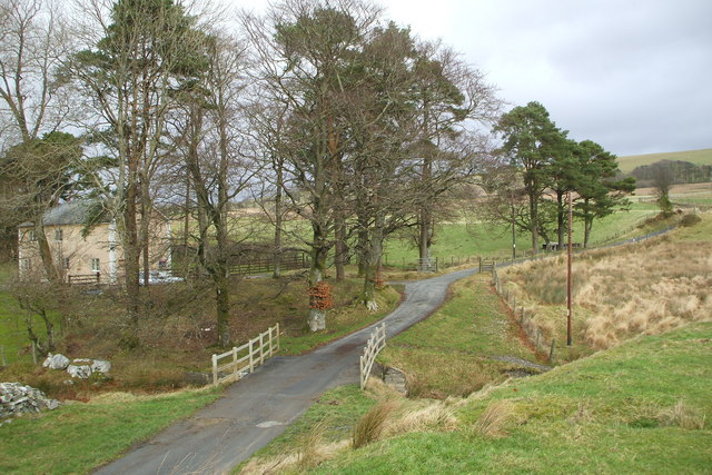 Bridge at  Pen-Y-Bontbren