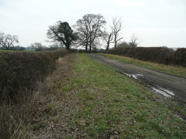 Byway from Melverley to Edgerley