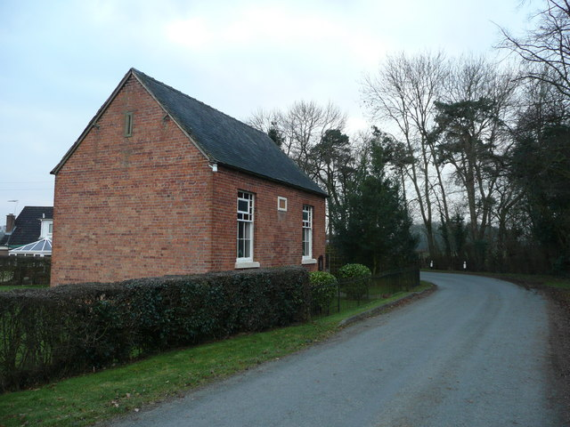 Chapel on the Edgerley Road