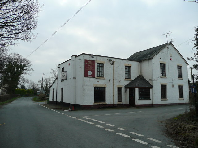 The Tontine Inn, Melverley