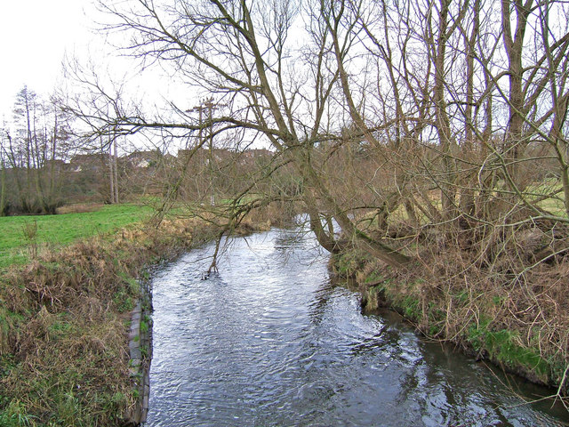 River Stour looking towards Stourport
