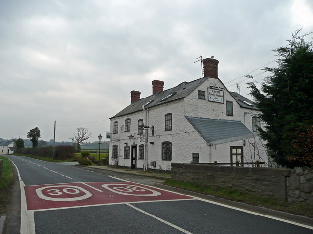 The Hand and Diamond Inn, Coedway