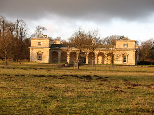 Studley Royal stable block