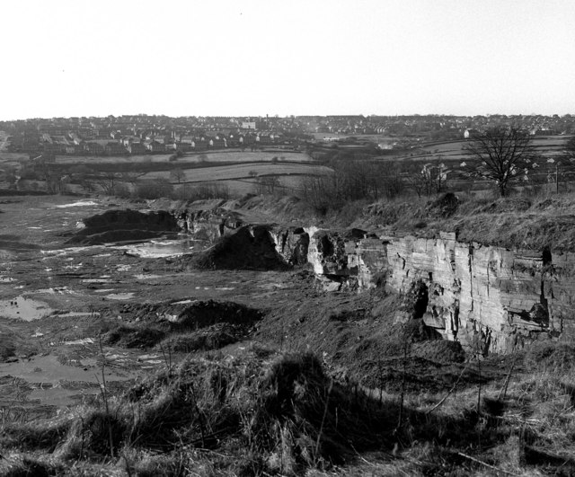 Woodhall Quarries, Fagley, Bradford