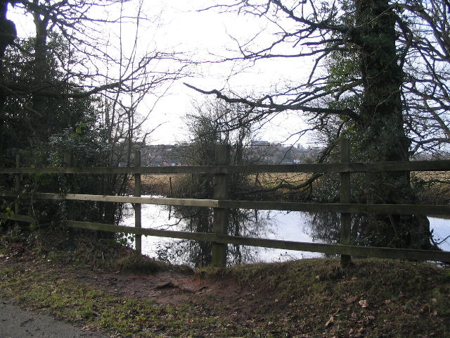 Pond by Staircase Lane