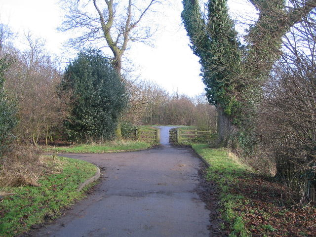 Staircase Lane and Coundon Wedge road