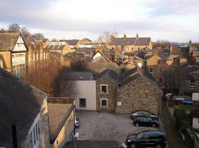 Urban infill, Lancaster
