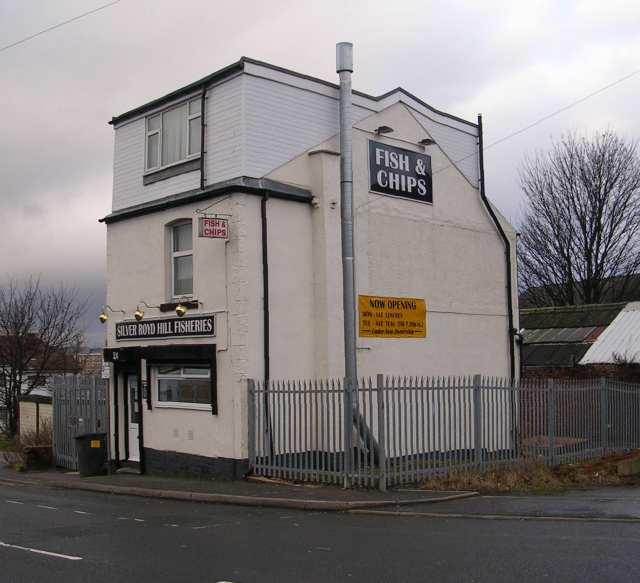 Silver Royd Hill Fisheries - Silver  Royd Hill