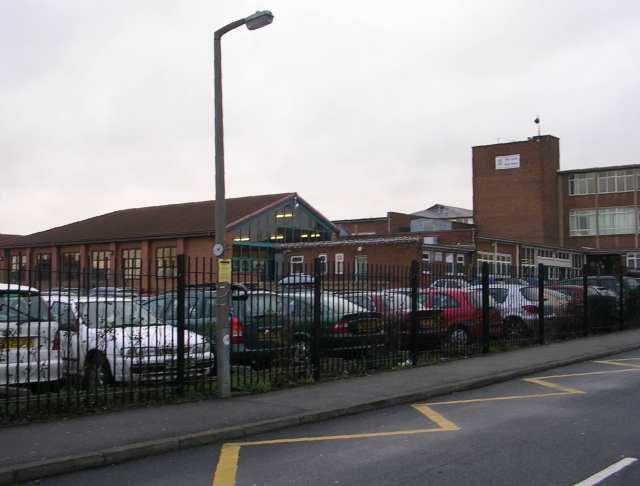 West Leeds High School - Whingate