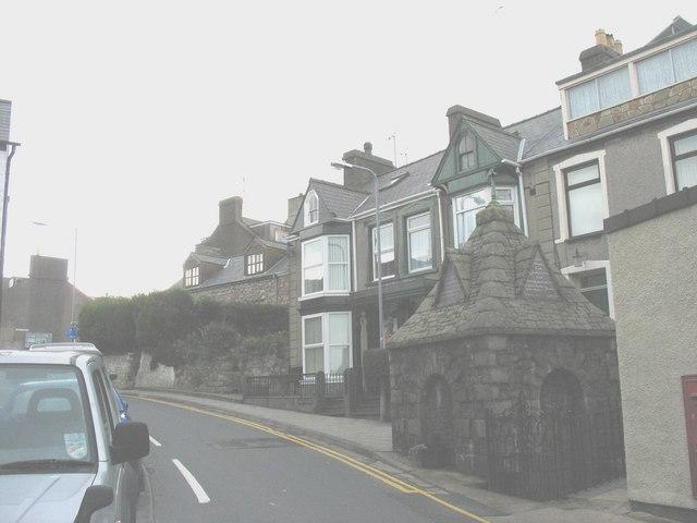 Ffynnon Fair - St. Mary's Well