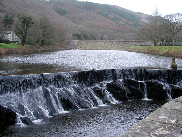 Felin Newydd Falls