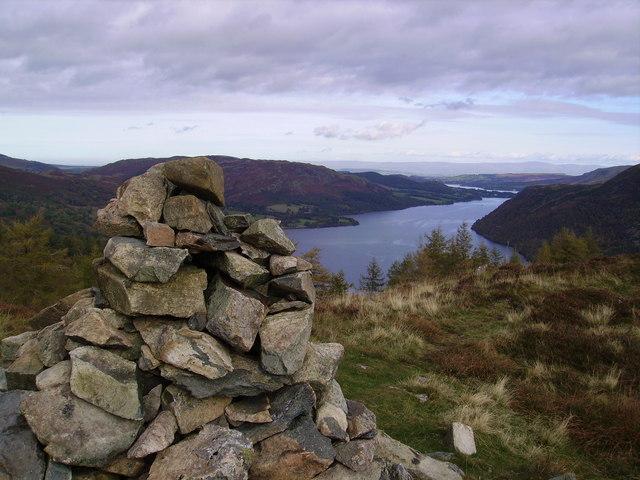 Summit Cairn, Glenridding Dodd