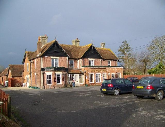 The Old Inn, Woodfalls