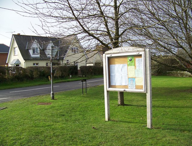Redlynch Village Notice Board