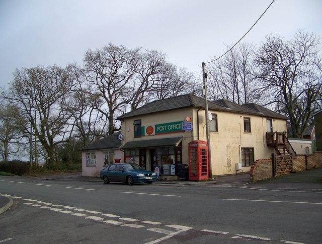 Woodfalls Post Office